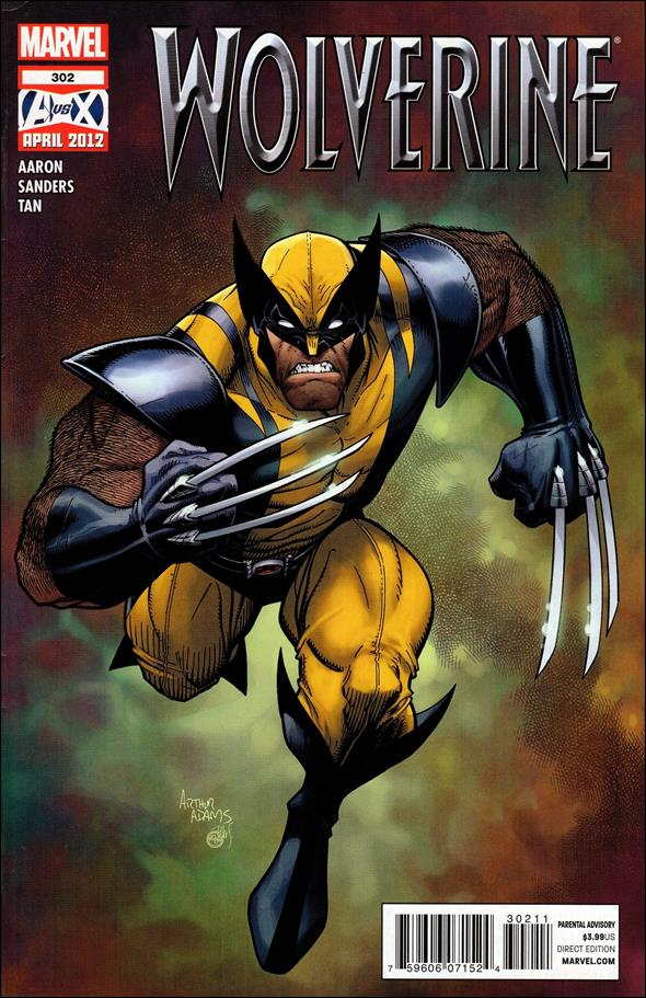 Wolverine (1988)  302-A by Marvel
