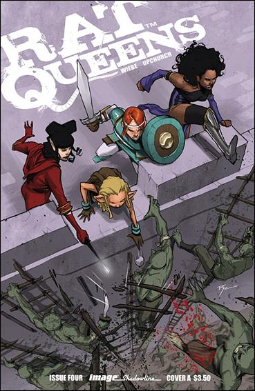 Rat Queens (2013) 4-A by Shadowline