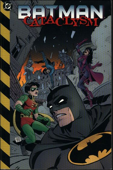 Batman: Cataclysm 1-A by DC