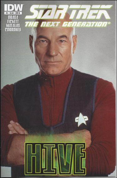Star Trek: The Next Generation: Hive 3-B by IDW