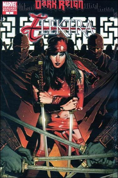 Dark Reign: Elektra 1-B by Marvel