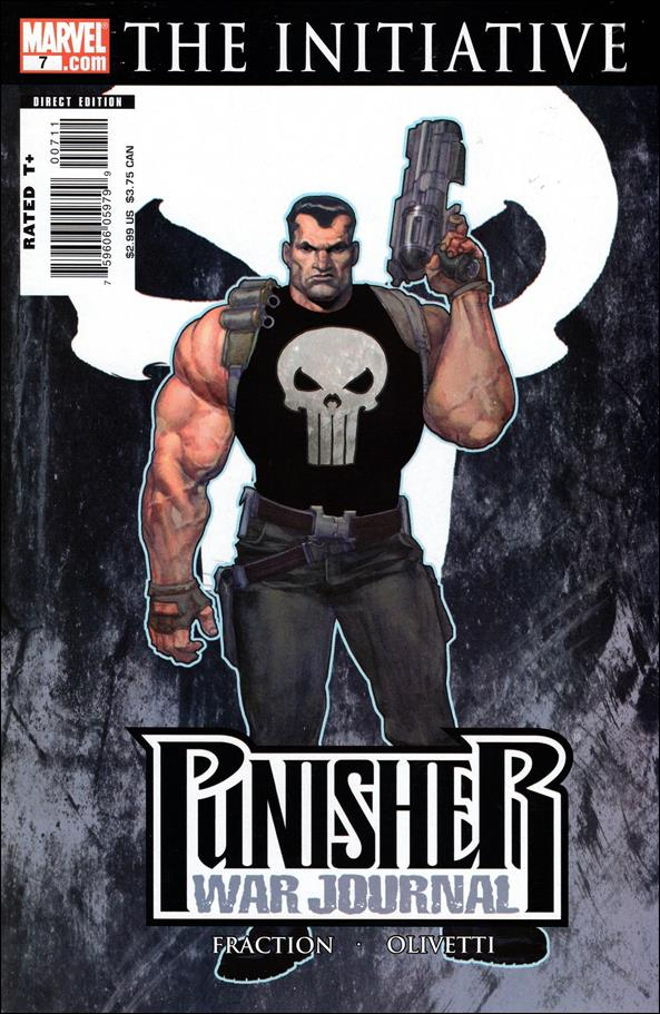 Punisher War Journal (2006) 7-A by Marvel