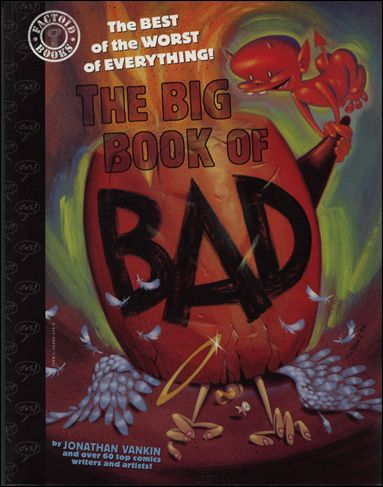 Big Book of Bad 1-A by Paradox