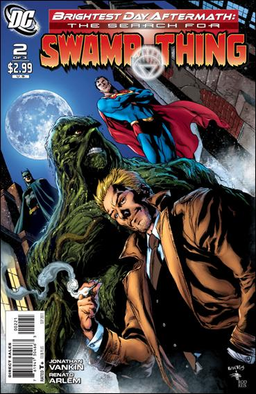 Brightest Day Aftermath: The Search for Swamp Thing 2-B by DC