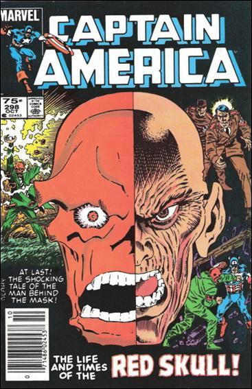 Captain America (1968) 298-B by Marvel