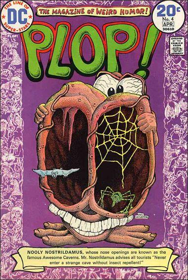 Plop! 4-A by DC
