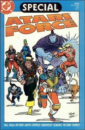 Atari Force Special 1-A