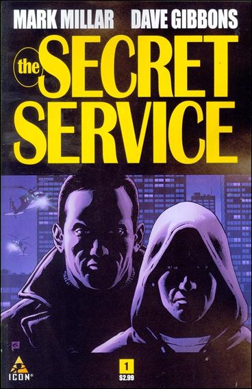 Secret Service 1-A by Icon