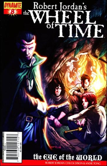 Robert Jordan's Wheel of Time: The Eye of the World (2010) 8-A by Dynamite Entertainment