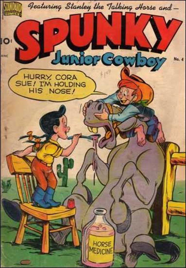 Spunky 4-A by Standard