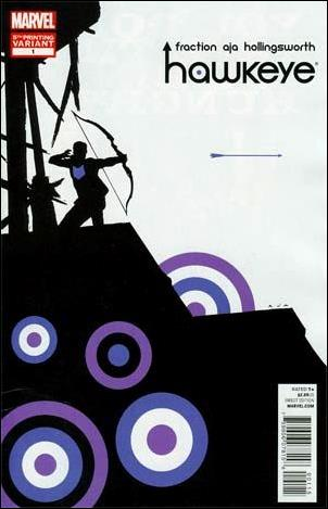Hawkeye (2012) 1-G by Marvel