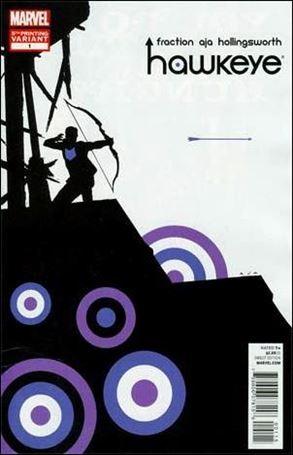 Hawkeye (2012) 1-G