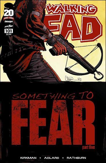 Walking Dead (2003) 101-A by Image