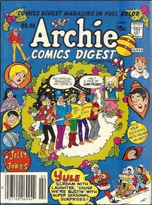 Archie Comics Digest Magazine 46-A