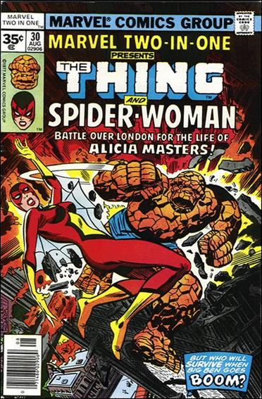 Marvel Two-in-One (1974) 30-B by Marvel