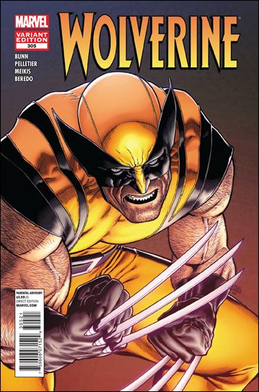Wolverine (1988)  305-B by Marvel