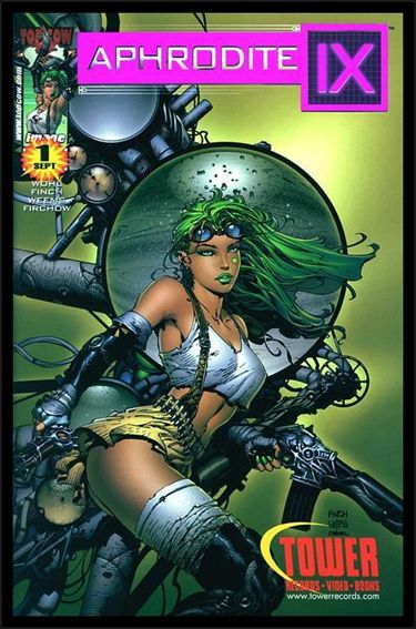 Aphrodite IX (2000) 1-F by Top Cow