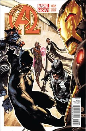 New Avengers (2013) 2-B