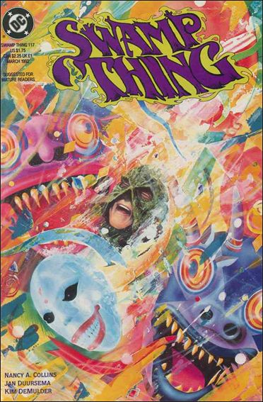 Swamp Thing (1986) 117-A by Vertigo