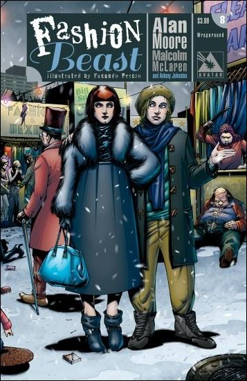 Fashion Beast 8-B by Avatar Press