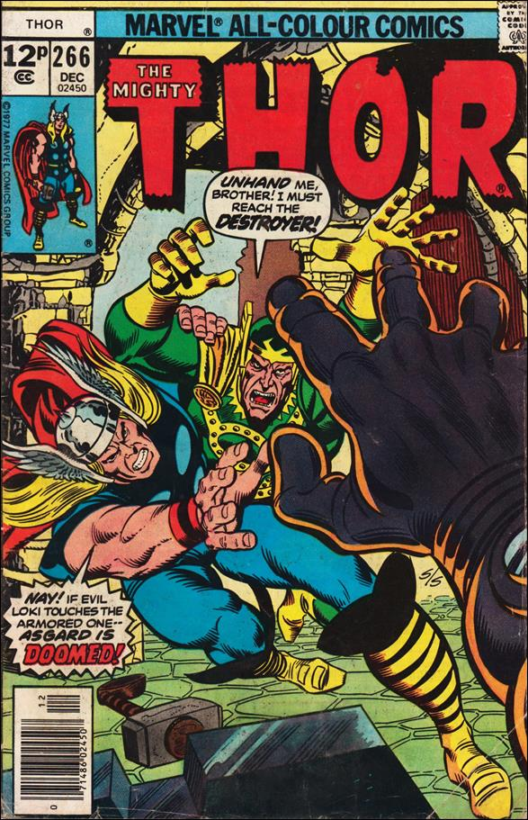 Thor (1966) 266-B by Marvel