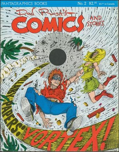 Don Rosa's Comics and Stories 2-A by Fantagraphics