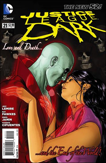Justice League Dark 21-A by DC