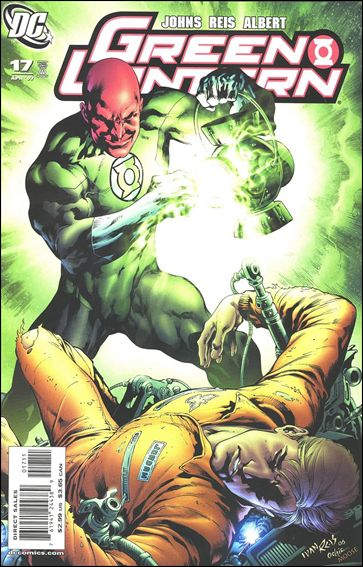 Green Lantern (2005) 17-A by DC