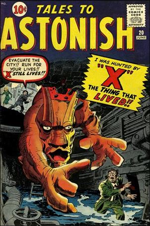 Tales to Astonish (1959) 20-A