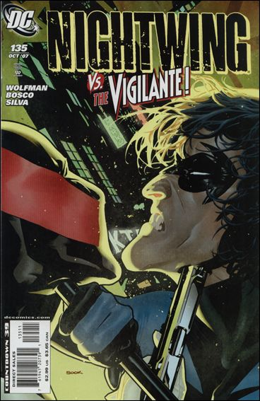 Nightwing (1996) 135-A by DC