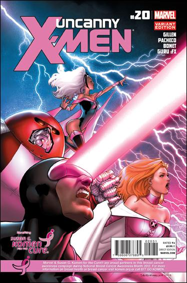 Uncanny X-Men (2012) 20-C by Marvel