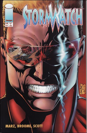 StormWatch (1993) 15-A by Image