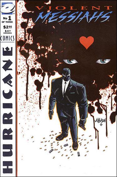 Violent Messiahs (1997) 1-A by Hurricane Comics