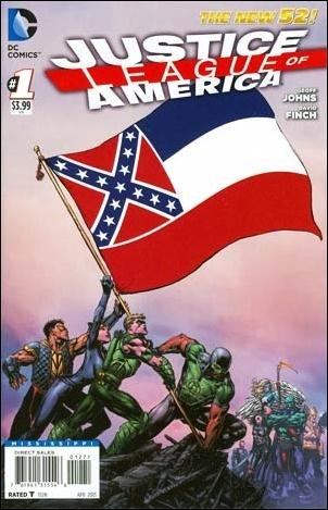 Justice League of America (2013)  1-MY by DC