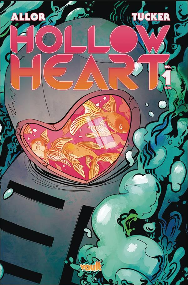 Hollow Heart 1-C by Vault Comics