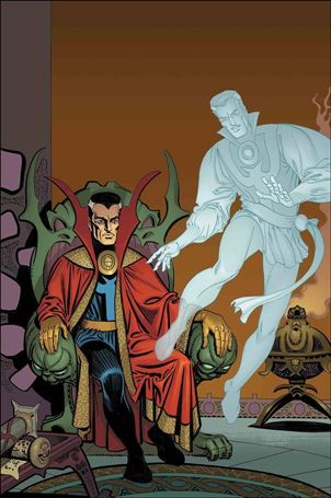 Doctor Strange: The Best Defense 1-E