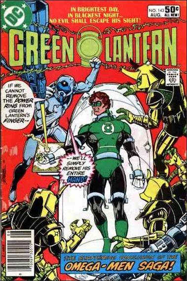Green Lantern (1960) 143-A by DC
