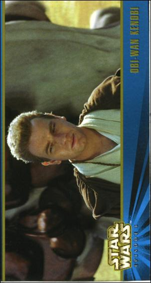 Star Wars: Episode I Widevision: Series 2 (Base Set) 3-A by Topps