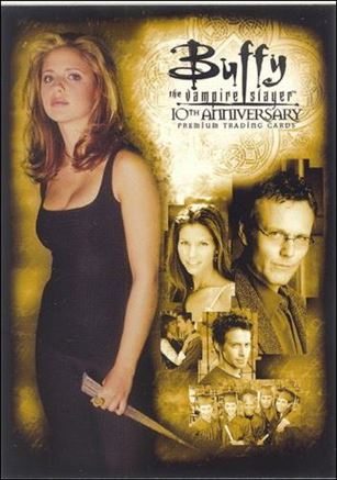 Buffy the Vampire Slayer: 10th Anniversary (Promo) P-UK-A