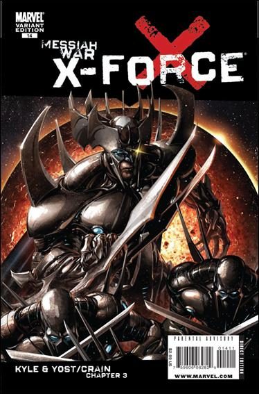 X-Force (2008) 14-B by Marvel