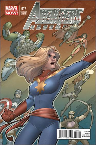 Avengers Assemble (2012) 17-B by Marvel