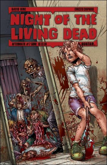 Night of the Living Dead: Aftermath (2012)  7-C by Avatar Press