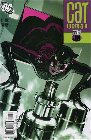 Catwoman (2002) 44-A by DC
