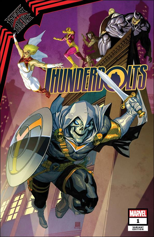 King in Black: Thunderbolts 1-C by Marvel