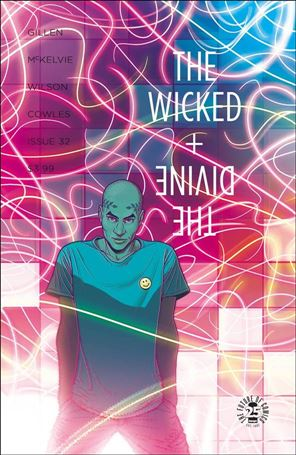 Wicked + the Divine 32-A
