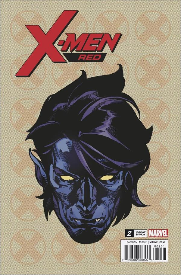X-Men: Red 2-C by Marvel