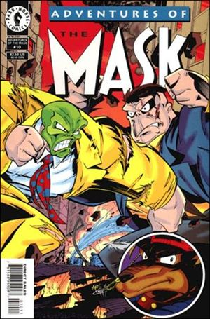 Adventures of the Mask 10-A