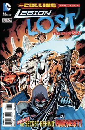Legion Lost (2011) 9-A
