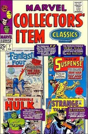 Marvel Collectors' Item Classics 7-A