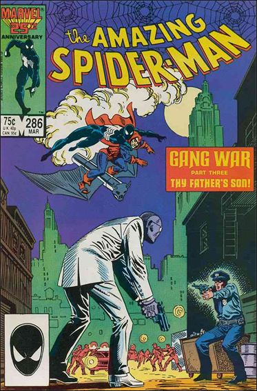 Amazing Spider-Man (1963) 286-A by Marvel